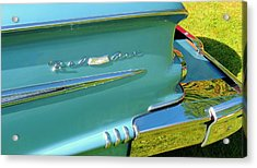 Chevy Bel Air Acrylic Print
