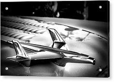 Chevy Noir Acrylic Print
