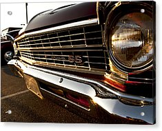Chevy Nova Ss Acrylic Print by Cale Best