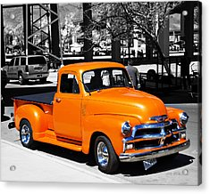 Chevy Pick Up  Acrylic Print