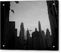 Chicago 3 Acrylic Print
