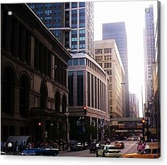 Chicago 6 Acrylic Print