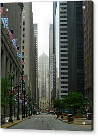 Chicago Architecture - 17 Acrylic Print