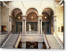 Chicago Art Institute Staircase 02 Acrylic Print