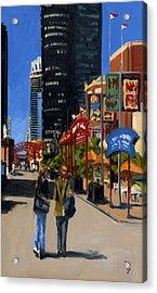 Chicago - Navy Pier Acrylic Print