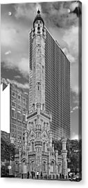 Chicago - Old Water Tower Acrylic Print