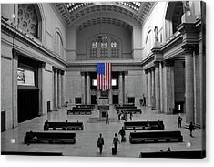 Chicago Union Station Acrylic Print