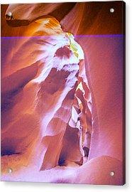 Chief Antelope Acrylic Print