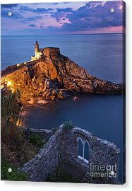 Acrylic Print featuring the photograph Chiesa San Pietro by Brian Jannsen