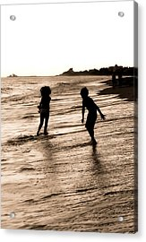 Childhood Memories Acrylic Print