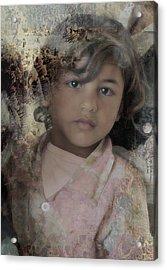 Childlike Faith Acrylic Print