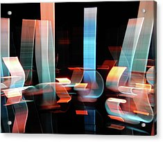 Chilhuly02 Acrylic Print