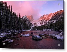 Chill Acrylic Print by Chad Dutson