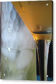 Acrylic Print featuring the photograph Chill by Kim Pascu