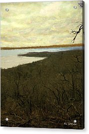 Chill Spring Acrylic Print by RC deWinter