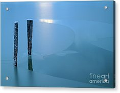 Chilled Acrylic Print by Idaho Scenic Images Linda Lantzy