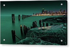 Chilly Chicago 2 Acrylic Print