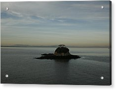 China Camp Island Acrylic Print