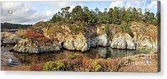 China Cove, Point Lobos Acrylic Print