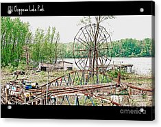 Chippewa Lake Park Now 2 Acrylic Print