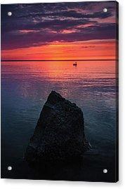 Chippewa Park Sunrise Acrylic Print