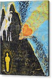 Chisel Acrylic Print