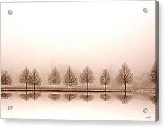 Chloe Acrylic Print by Skip Tribby