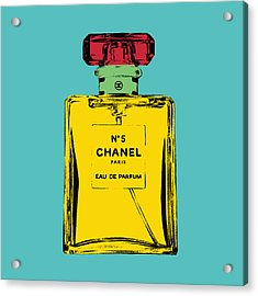 Chnel 2 Acrylic Print by Mark Ashkenazi