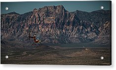 Acrylic Print featuring the photograph Chopper 13-1 by Ryan Smith