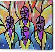Choir Acrylic Print