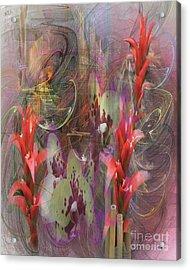 Chosen Ones Acrylic Print by John Beck