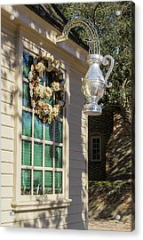 Chownings Wreath 05 Acrylic Print