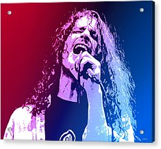 Chris Cornell 326 Acrylic Print
