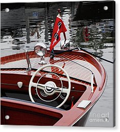 Chris Craft Sportsman Acrylic Print