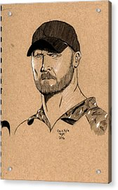 Chris Kyle Acrylic Print