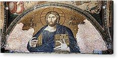 Christ Pantocrator -- Chora Acrylic Print
