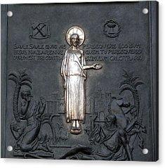 Christ Resurrected Acrylic Print
