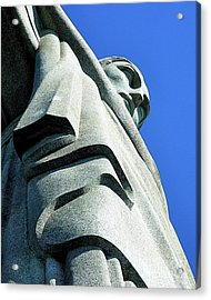 Christ The Redeemer Acrylic Print