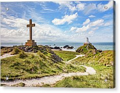 Acrylic Print featuring the photograph Christian Heritage by Colin and Linda McKie