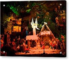 Christmas Crib Acrylic Print