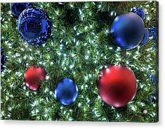 Christmas Display 2 Acrylic Print