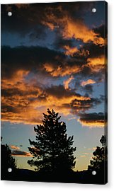 Christmas Eve Sunrise 2016 Acrylic Print