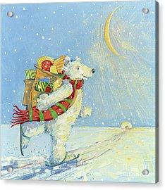 Christmas Homecoming Acrylic Print