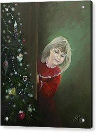 Christmas Morning Acrylic Print