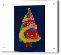 Christmas Tree No. Two Acrylic Print