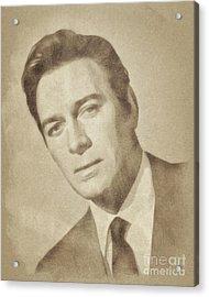 Christopher Plummer, Actor Acrylic Print
