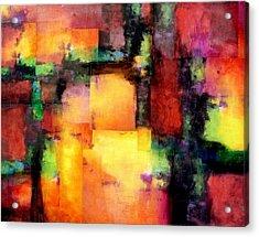 Chroma  Acrylic Print