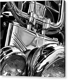 Chromed Acrylic Print
