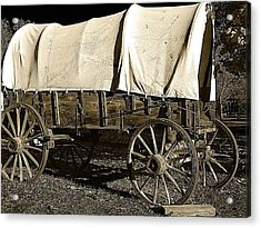 Chuck Wagon 2 Acrylic Print