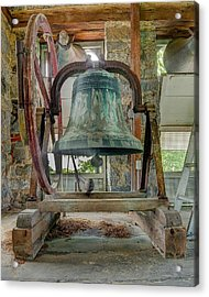Church Bell 1783 Acrylic Print